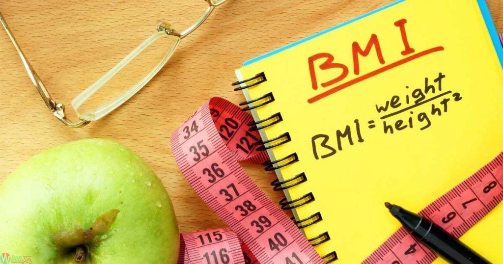 حاسبة الوزن المثالي - حاسبة مؤشر كتلة الجسم BMI 9