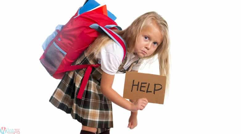 اسباب الام الظهر عند الأطفال و المراهقين 2