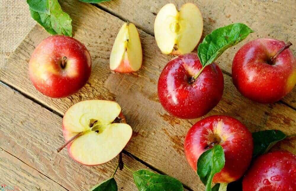 ما هي فوائد التفاح للجسم 2