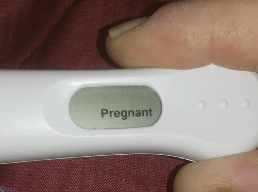 ظهور خط باهت في اختبار الحمل و الفرق بين الايجابي والسلبي! 7