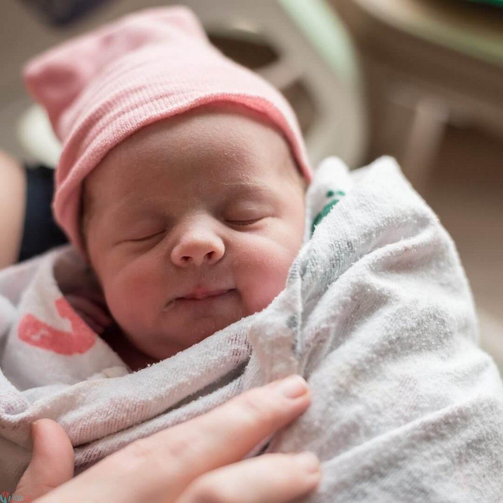 نصائح العناية بالمولود الجديد