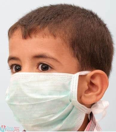 الوقاية من التهاب الحلق عند الاطفال