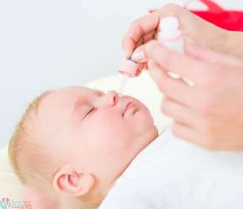 التهاب الحلق عند الاطفال والرضع اعراضه و علاجه 9