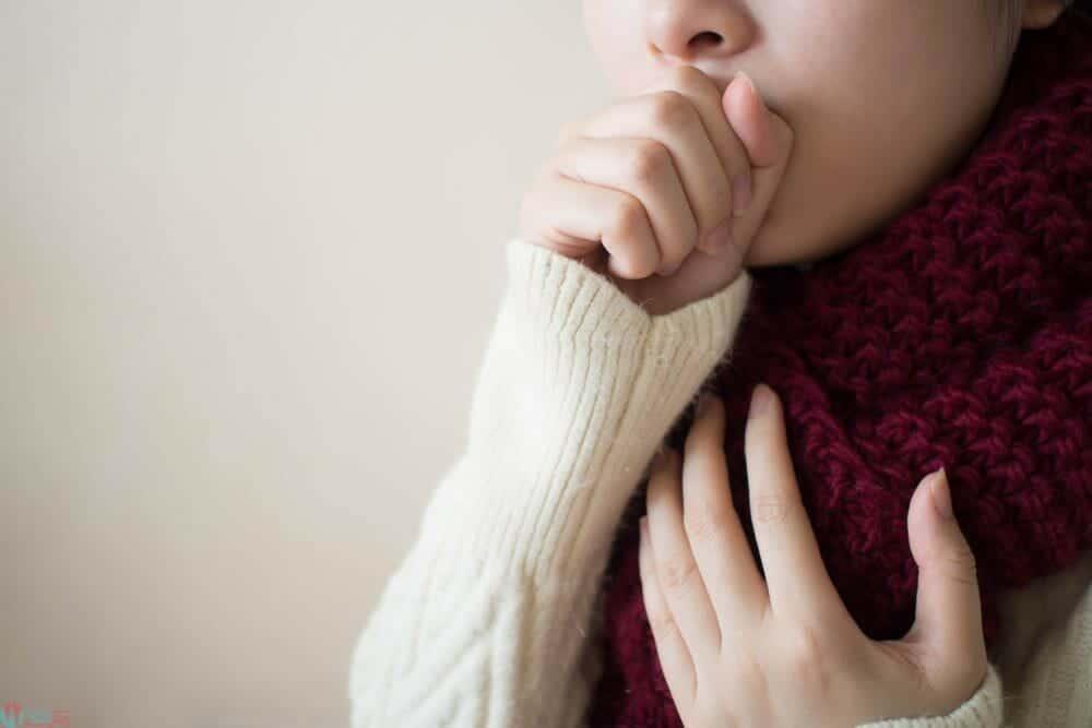 علاج السعال في الحمل