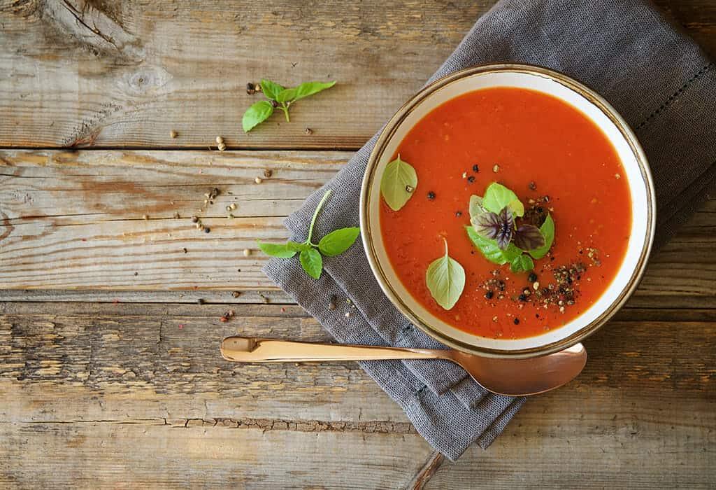 12 حساء صحي لتغذية الحامل 12