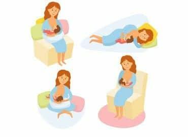 10 نصائح للإرضاع من الثدي الكبير 10